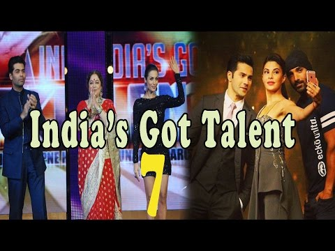 India's Got Talent Season 7 | 8th July | Dishoom