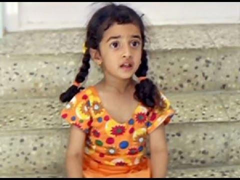 Little Soldiers Comedy Scenes - Baladitya & Baby Kavya questioning Brahmanandam - Kota Srinivasa Rao