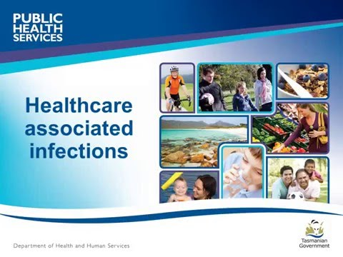 DHHS Tasmania, Public Health Services - Healthcare Associated Infection Education