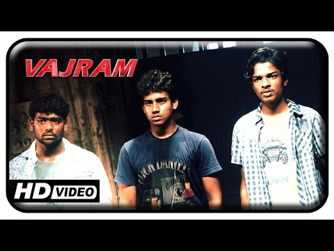 Vajram Tamil Movie Scenes | Full Movie Fight | Sreeram | Kishore | Kutty Mani | Pandi | Jayaprakash