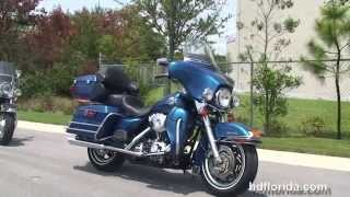 10. Used 2006 Harley Davidson Ultra Classic Electra Glide Motorcycles for sale