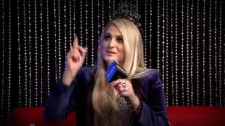 Meghan Trainor Backstage Interview - NYRE 2015