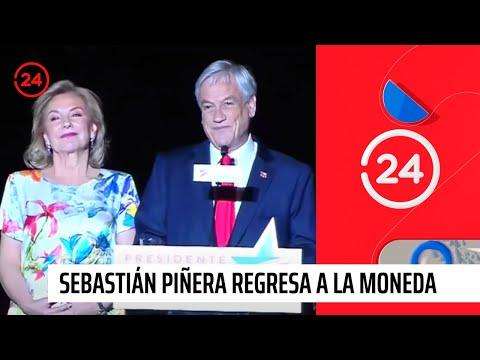 Piñera ganó en Chile y da su primer discurso (VIDEO)