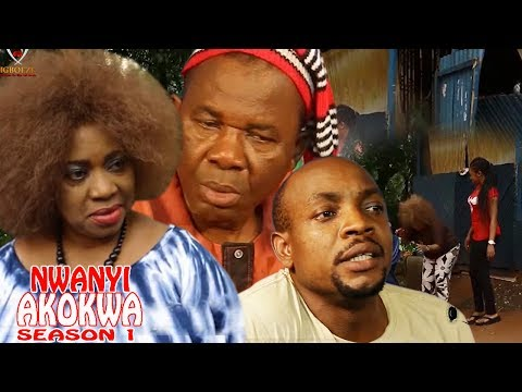 Nwanyi Akokwa  1&2 - 2018 Latest Nigerian Nollywood Igbo Movie Full HD