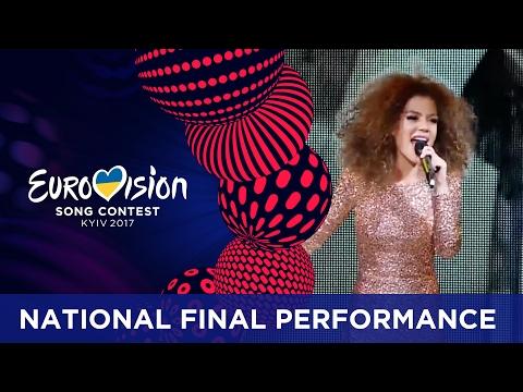 Tako Gachechiladze - Keep The Faith (Georgia) National Final Performance