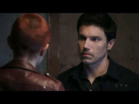 Marvel's Inhumans 1x07 Medusa Confronts Black Bolt At The Secret Bunker Scene#6