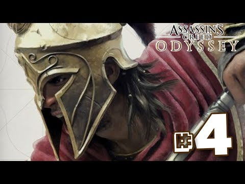 BACK STABBIN'!!! - Assassin's Creed Odyssey | Part 4 || FULL PLAYTHROUGH (PS4) HD