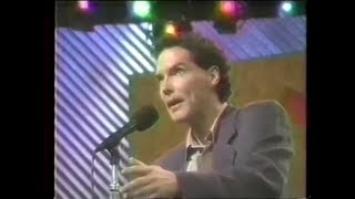 Early Stand Up Years of Norm Macdonald