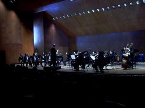 Arthur Honegger sinfonia 2 Orquesta Filarmonica del valle del cauca
