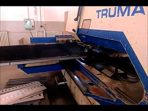 Punching Machine TRUMPF Trumatic 2000 R 1998