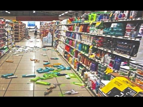 7.4 Terremoto Earthquake Hits El Salvador Honduras Costa Rica Nicaragua – Temblor Tierra 2014