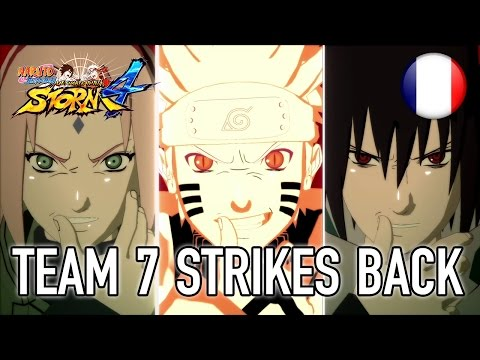 Naruto Ultimate Ninja Storm 4 en vidéo