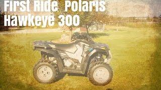 7. First Ride on Polaris Hawkeye