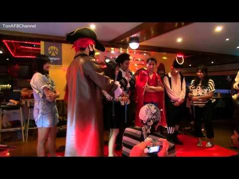 Ton & AF - Game 2 #Krungsri Happy Trip - 140724 (видео)