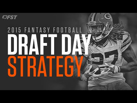 2015 Fantasy Football Early Round Draft Strategy thumbnail