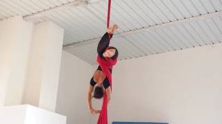 Video Aerial silks routine - Supremacy MP3, 3GP, MP4, WEBM, AVI, FLV April 2019