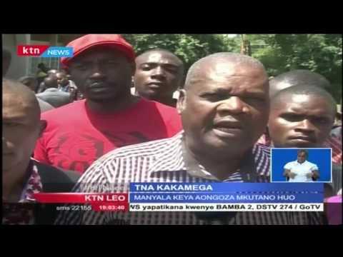 Wagombea wa chama cha TNA wamesema watahakikisha kuwa Jubilee itashinda uchaguzi mkuu ujao