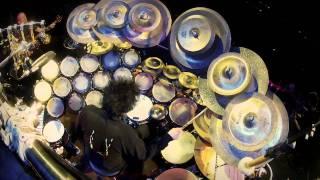 Video Terry Bozzio -- Guitar Center Drum Off 2011 (Part I) MP3, 3GP, MP4, WEBM, AVI, FLV Juni 2018