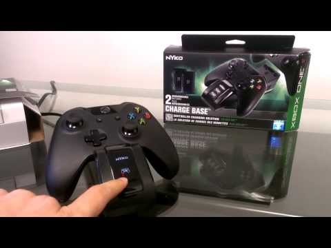 Charge Base for Xbox One Setup Video