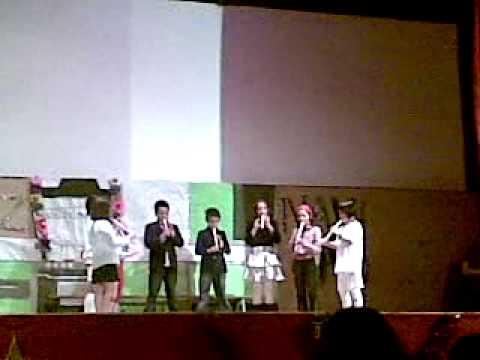 Flautas (Festival Navidad de Mélida 2009)