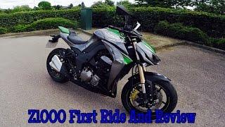 1. Kawasaki Z1000 First Ride And Review 2016