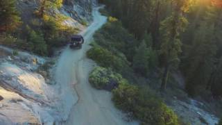 Jeep Trails Footage