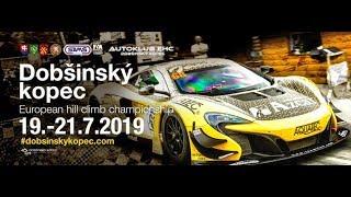 EHCC Dobsinsky kopec 2019 - LIVE - Sunday