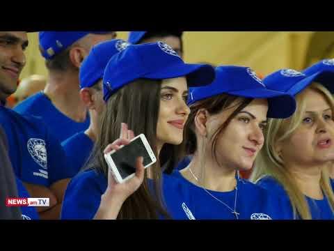 ՀԷՑ-ի և «Արցախէներգո»-ի երկրորդ համատեղ սպարտակիադան Ծաղկաձորում - DomaVideo.Ru