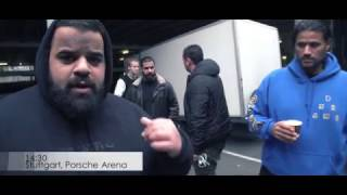 Video Bushido, Shindy & Ali Bumaye CLA$$IC-Tour 2016 Blog #8 Stuttgart MP3, 3GP, MP4, WEBM, AVI, FLV Februari 2017