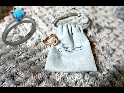 My New Wedding Set! (TigerGems)