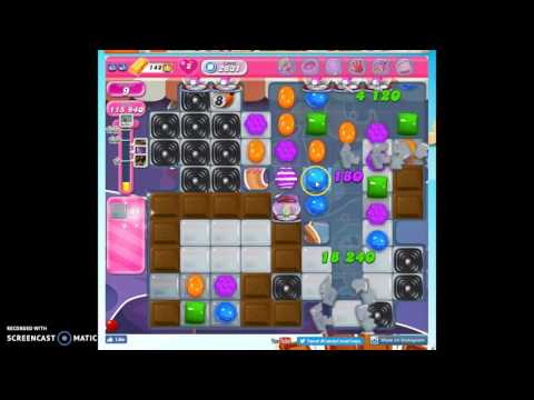 Candy Crush Level 2631 help w/audio tips, hints, tricks