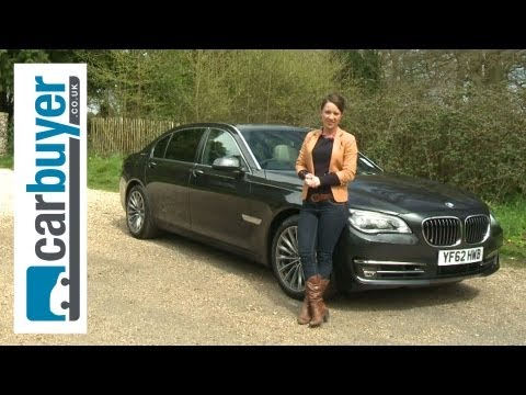 BMW 7 Series 2013 review - CarBuyer