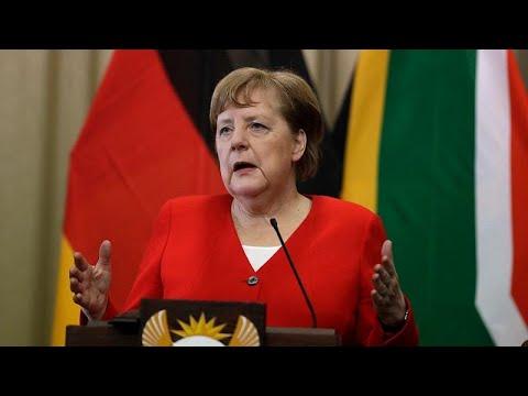 «Μια κακή ημέρα για τη Δημοκρατία» λέει η Μέρκελ για την εκλογή πρωθυπουργού στη Θουριγγία…