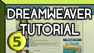 PlayList: http://bit.ly/DreamweaverPlaylist