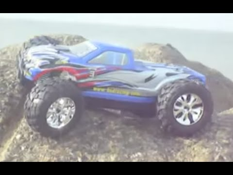 Granite Muncher Brushless Truck