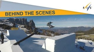 FIS Worldcup / Behind the scenes