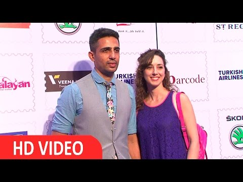 Gulshan Devaiya At Red Carpet Of 5th Lonely Planet Magazine India Travel Awards