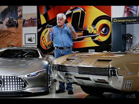 0 The Real Driving Chin ulator: Jay Leno Drives His Oldsmobile Toronado in Gran Turismo 6 [Video]