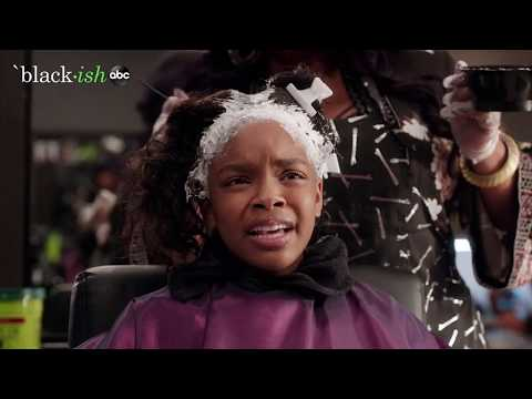 Diane's Hair Journey - black-ish