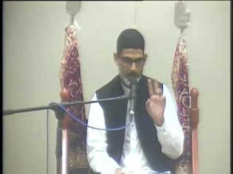 1438 AH – Ramadhan – 3 – Shab – Majlis
