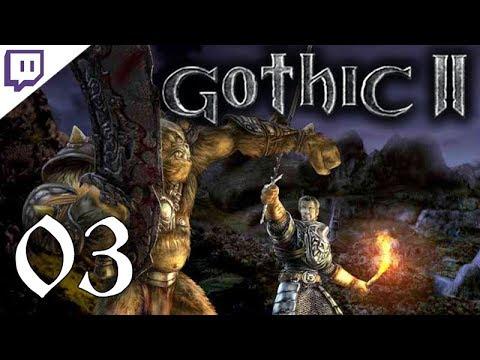 Gothic 2 [VOD, Часть 3] - Задания Мастеров!