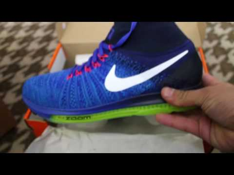 UNBOXING: NIKE ZOOM ALL OUT FLYKNIT