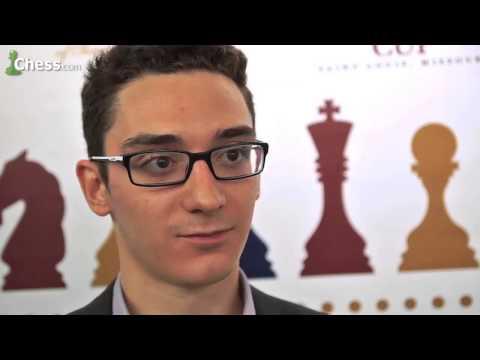 Fabiano Caruana vs Levon Aronian: Sinquefield Cup Round 4