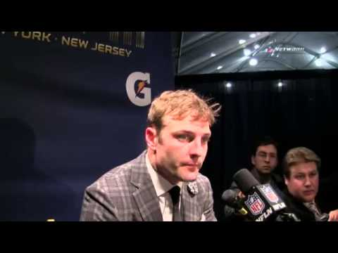 Denver Broncos wide receiver Wes Welker  'It's a cruel game'