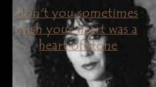 Cher Heart of stone lyrics