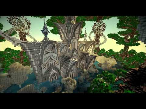 Minecraft Cinematic - Fantasia Forest