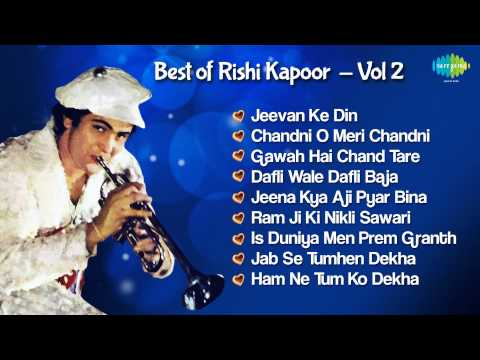 Video Rishi Kapoor Hit Songs - Superhit Hindi Songs Jukebox - Chandni O Meri Chandni & More Hits download in MP3, 3GP, MP4, WEBM, AVI, FLV January 2017