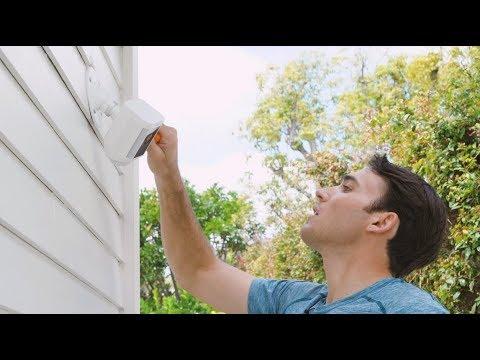 Installing Ring Spotlight Cam Mount in 15 Minutes (видео)