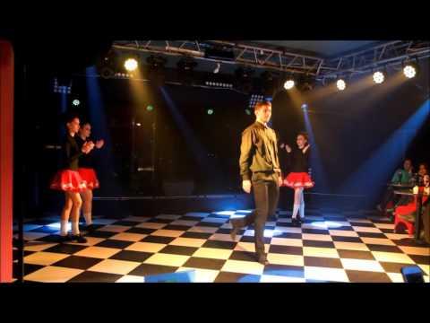Ирландские танцы в Академии Ритма