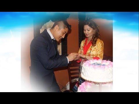 Mingma Nuru Sherpa and Dawa Hyolmo engagement party 2018